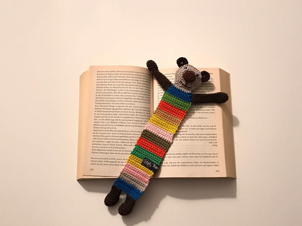 leon der lesebär ist der ideale begleiter für lesefreunde