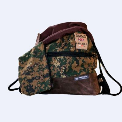 Turnbeutel Camouflage 2